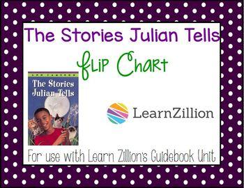 Stories Julian Tells Flipchart Lessons 14-17