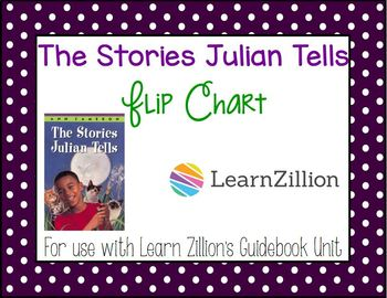 Stories Julian Tells Flipchart Lessons 18-19