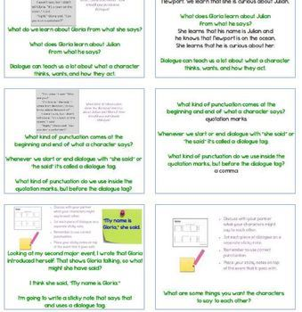 Stories Julian Tells Flipchart Lessons 23-25