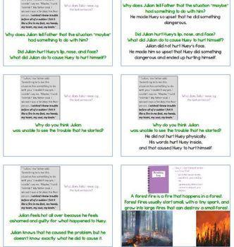 Stories Julian Tells Flipchart Lessons 26-27