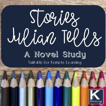 Stories Julian Tells Novel Study/Comprehension Questions