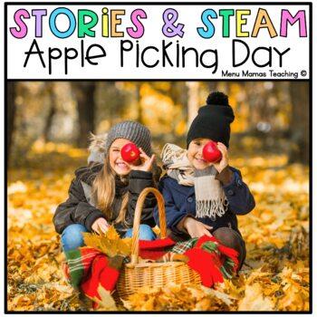 Stories & STEAM: Apple Picking Day
