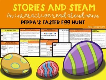 Stories & STEAM: Peppa's Easter Egg Hunt