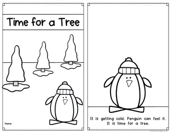 Stories & Skills for Young Readers {Time for a Tree} Kindergarten & First Grade