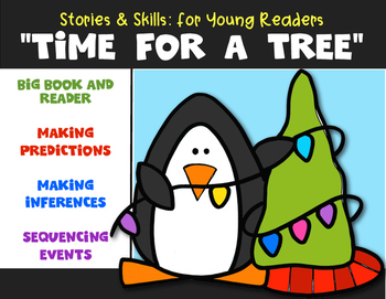 Stories & Skills for Young Readers {Time for a Tree} Kinde