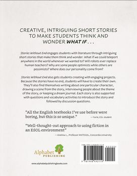Stories Without End: Unfinished stories to teach reading & creative writing EPUB