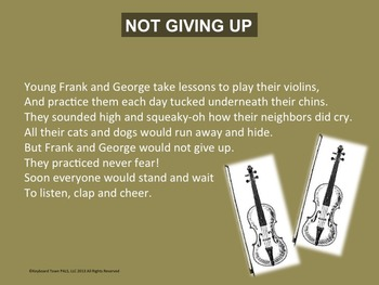 """""""Not Giving Up"""" teaches kids the importance of practice and patience."""