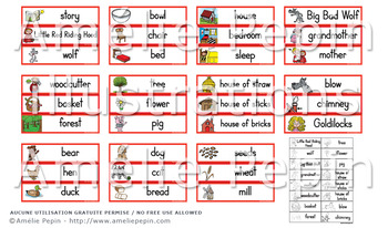 Stories and Tales - Illustrated Word Wall (33)