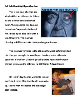 Stories by Edgar Allan Poe - Modified