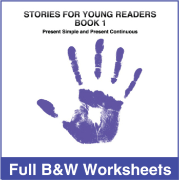 Stories for Young Readers, Book 1 - Full BW Textbook
