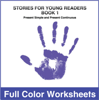 Stories for Young Readers, Book 1 - Full Color Textbook