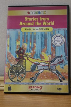 Stories from Around the World- Bilingual in German & English- 3 stories