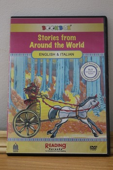 Stories from Around the World- Bilingual in Italian & English- 3  stories
