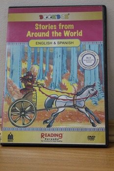 Stories from Around the World- Bilingual in Spanish & English- 3 stories