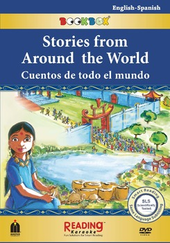 Stories from Around the World- Bilingual in Spanish & English- 5 stories