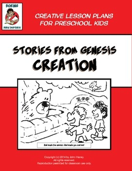 Stories from Genesis: CREATION