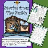 Stories from the Stable - 5 Xmas comprehensions. DISTANCE