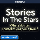 Stories in the Stars - Projects & PBL