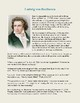 Stories of Famous Composers: Bach, Beethoven, Chopin, and Mozart
