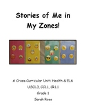 Stories of Me in My Zones- Health/ELA (Writers Workshop & Mentor Texts)