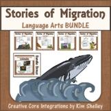 Stories of Migration Unit 5 Lesson 22 Language Arts BUNDLE