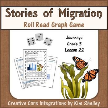Stories of Migration Unit 5 Lesson 22 Roll Read Graph