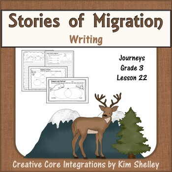 Stories of Migration Unit 5 Lesson 22 Writing