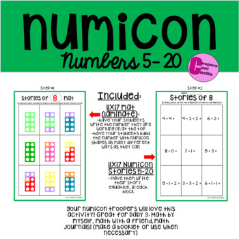 Stories of Numicon