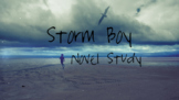 Storm Boy Novel Study PowerPoint Presentation