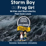 Storm Boy and Frog Girl - A First Nations' Native American Comparative Unit