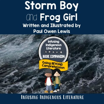 Storm Boy and Frog Girl