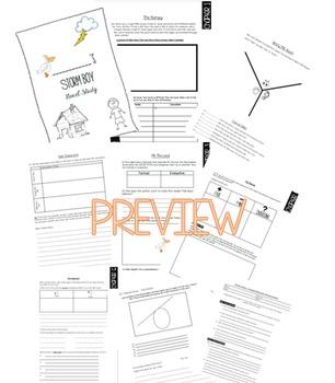 Storm Boy by Colin Thiele - Australian Novel Study Booklet & QAR Comprehension