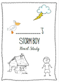 Storm Boy by Colin Thiele - Australian Novel Study Booklet