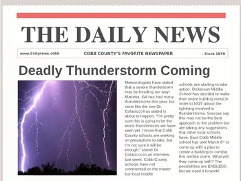 Storm Project