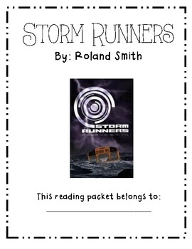 Storm Runners Reading Packet