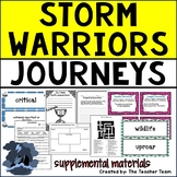 Storm Warriors Journeys 5th Grade Unit 2 Lesson 9 Activities and Printables