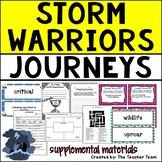 Storm Warriors   Journeys 5th Grade Unit 2 Lesson 9 Printables