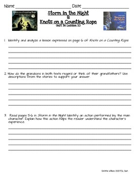 Readygen 3rd Grade Unit 3 Module A Lesson 10