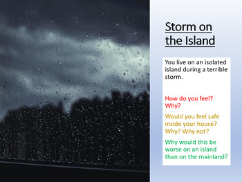 Storm on the Island - Power and Conflict