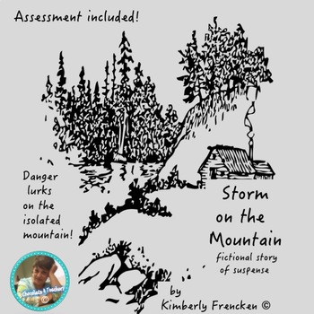 Storm on the Mountain: Fiction to Teach Suspense, Foreshadowing, & Imagery