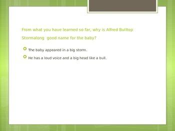 Stormalong (1st Read) PowerPoint - 4th Grade Journeys