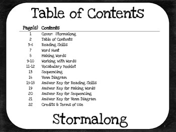 Stormalong - 5th Grade Harcourt Storytown Lesson 13
