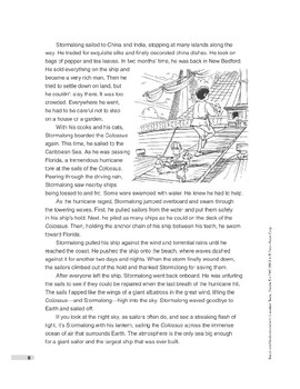 Stormalong: An American Tall Tale (Lexile 870)