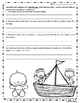 Stormalong Journeys Lesson 5 Quizzes AND Word Wall and Foldables