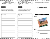 Stormalong Storytown Comprehension Trifold