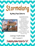 Stormalong Supplemental Activities 4th Grade Journeys Unit 1, Lesson 5