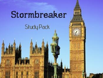 'Stormbreaker' Antony Horowitz