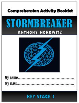 Stormbreaker Comprehension Activities Booklet!