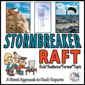 Book Reports: Stormbreaker RAFT