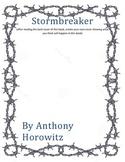 Stormbreaker Reading Comprehension Packet